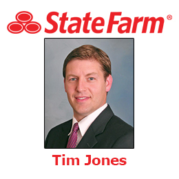 Tim Jones - State Farm Insurance Agent