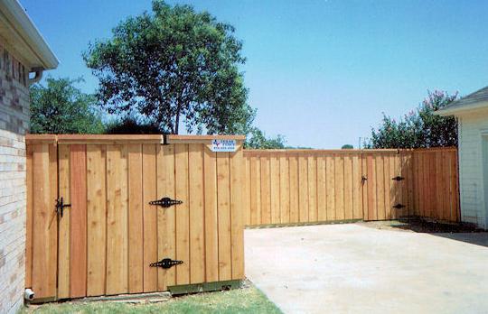 A1 Texas Fence - ad image