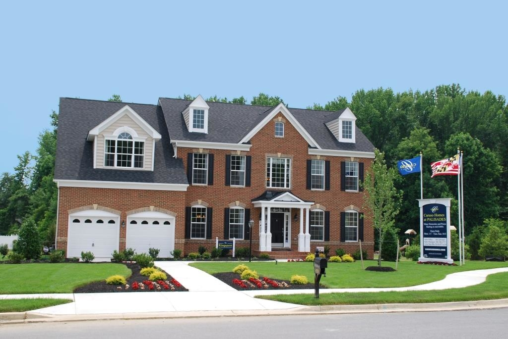 Caruso homes in crofton md 301 261 0 for Builders in md