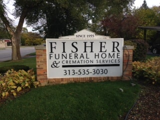 Fisher Funeral Home & Cremation Services image 0