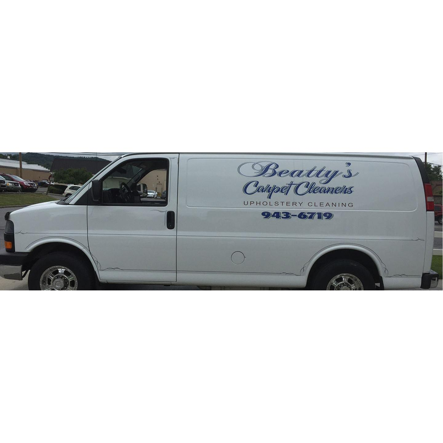 Beatty's Carpet Cleaners