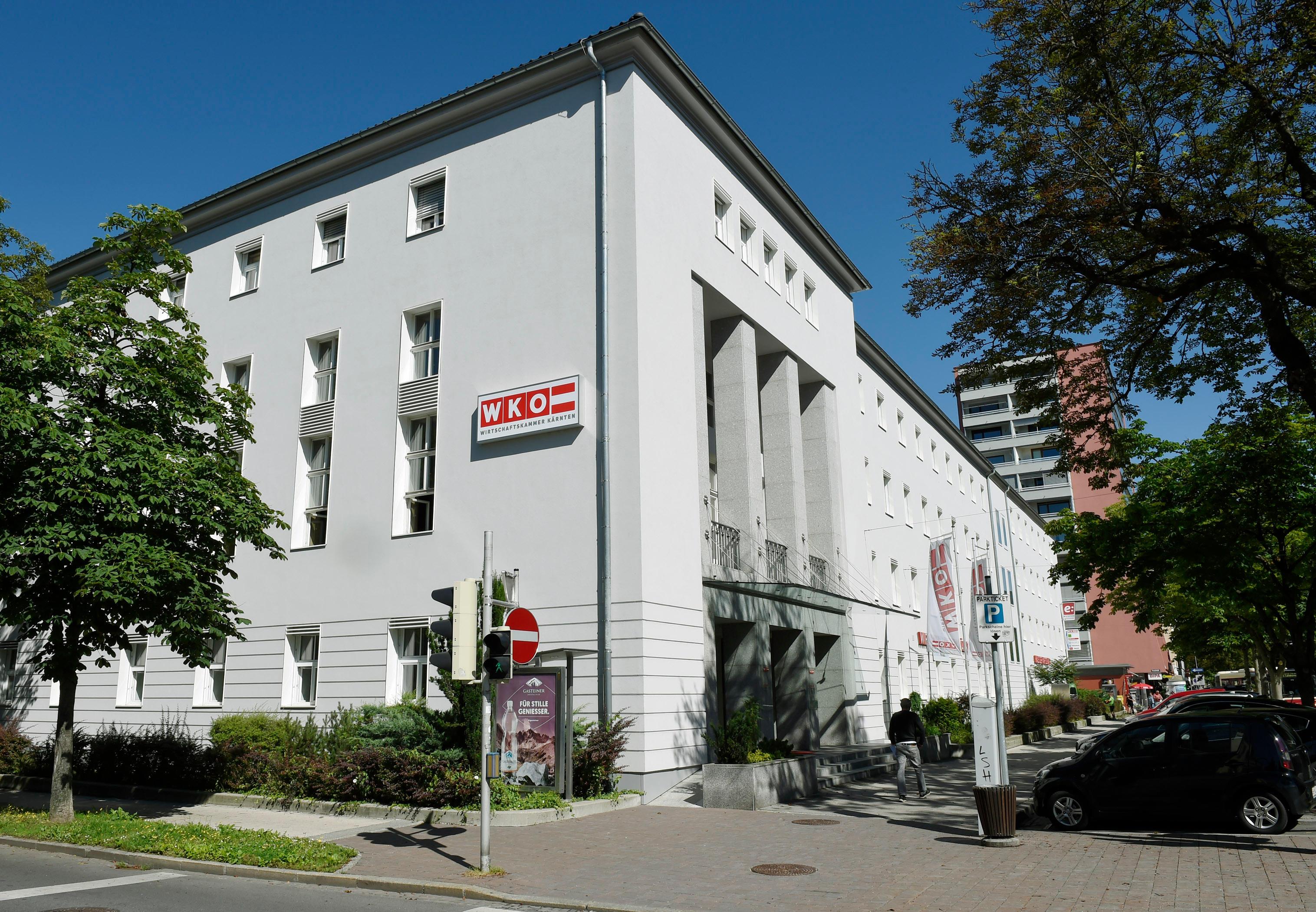 Bild der WKO Wirtschaftskammer Kärnten