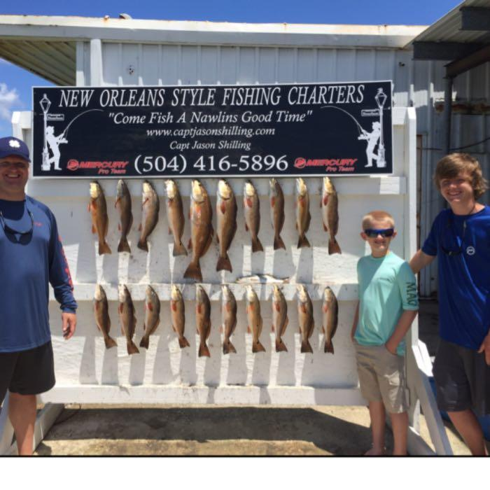 New Orleans Style Fishing Charters LLC image 55
