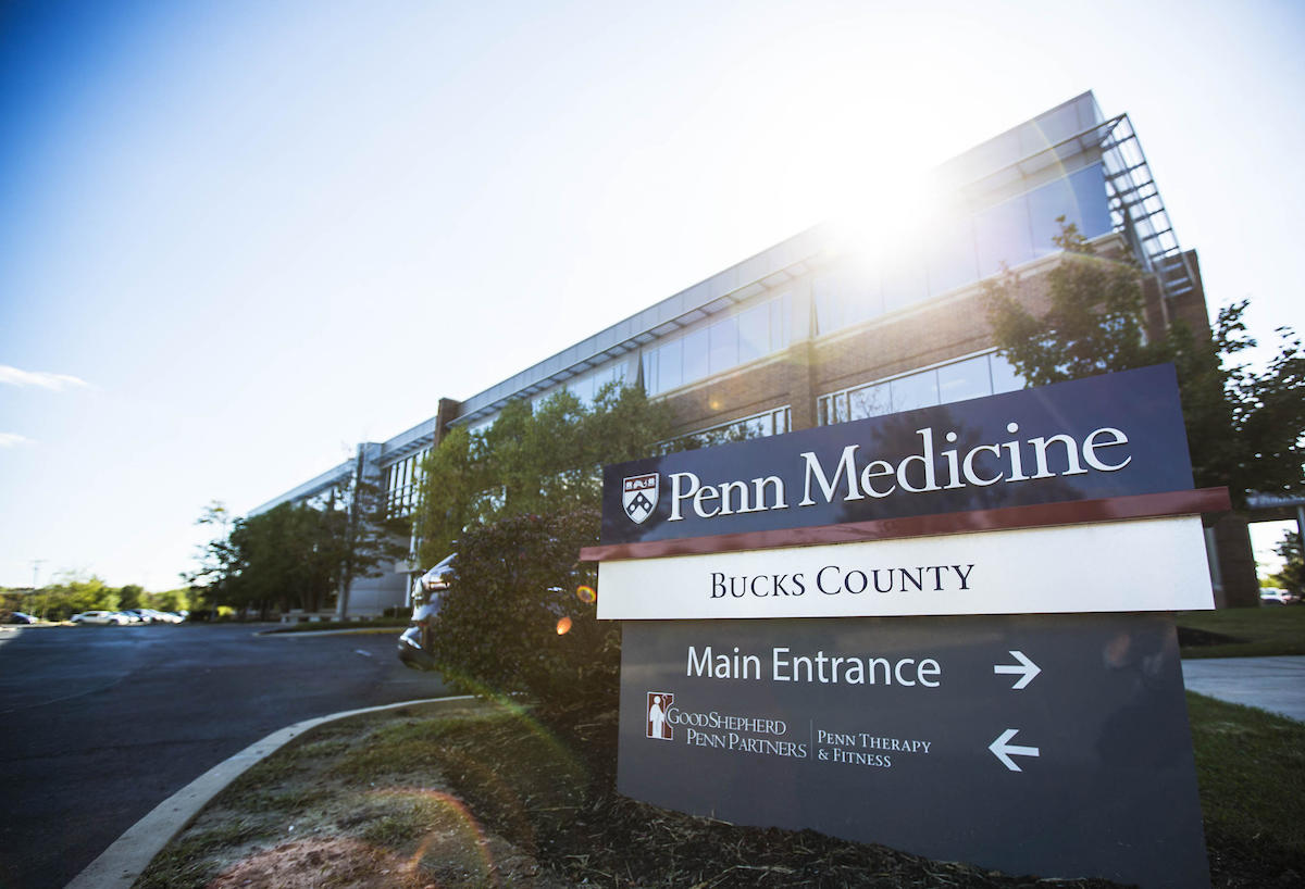 Penn Medicine Bucks County 777 Township Line Road Yardley