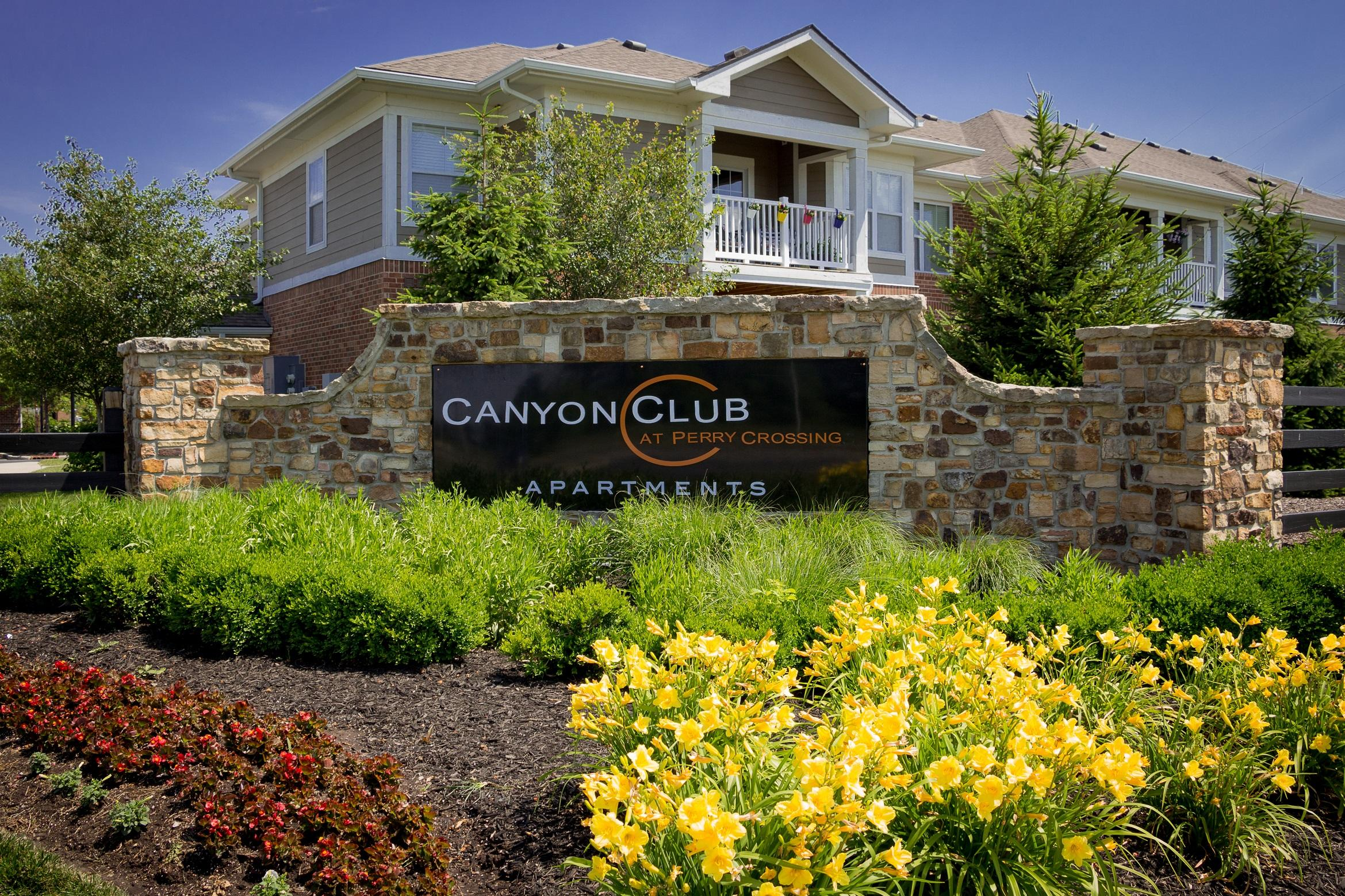 Canyon Club at Perry Crossing in Plainfield IN 317 839 4