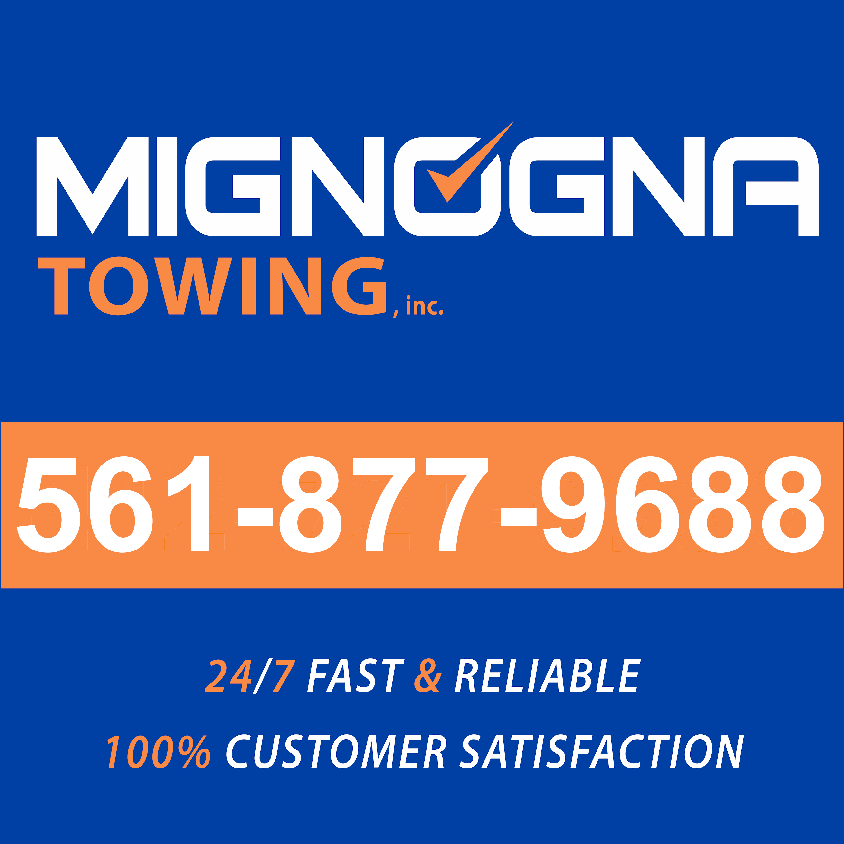 Mignogna Towing, Inc. image 0