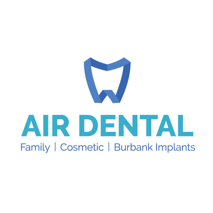 Air Dental Family, Cosmetic, Burbank Implants