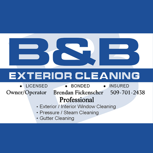 B & B Exterior Cleaning