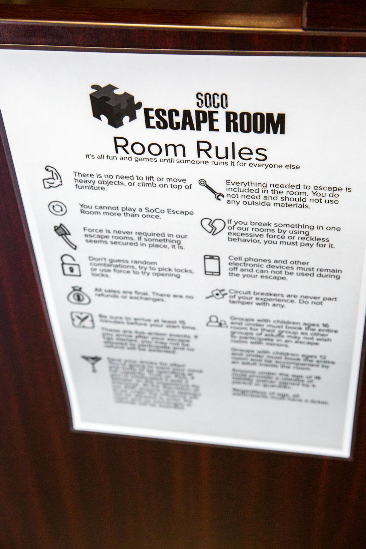 SoCo Escape Room image 9