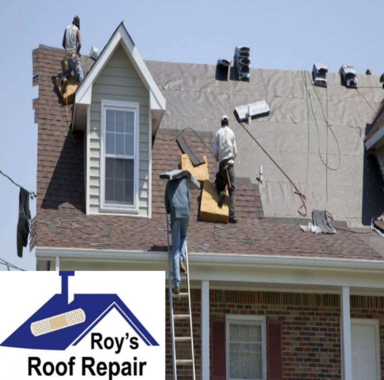 Roy's Roof Repair image 0