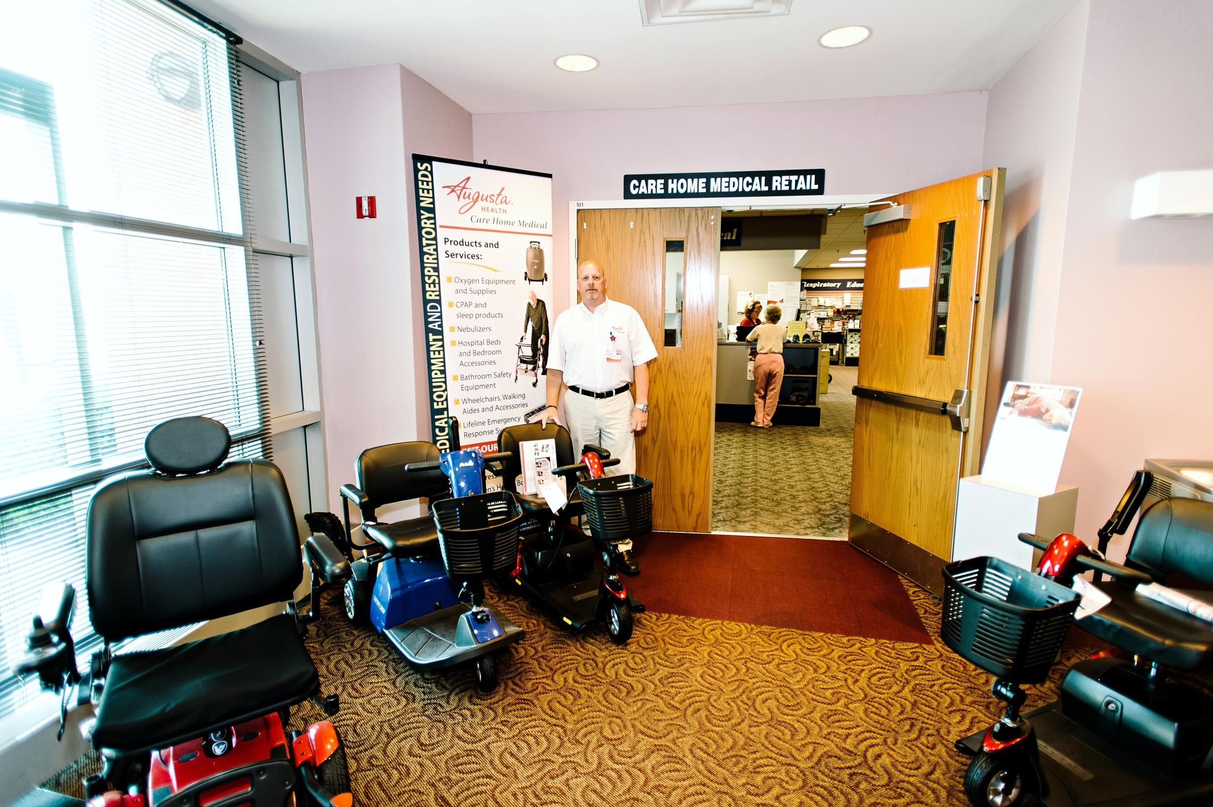 Augusta Health Care Home Medical image 0