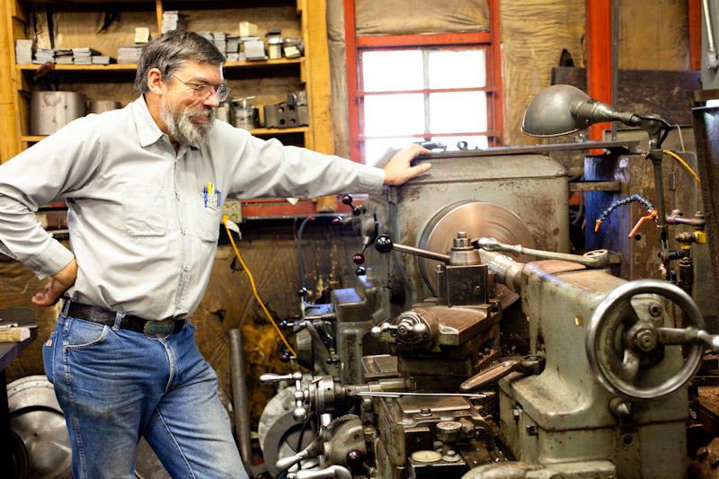 Lowrance Machine Shop image 4