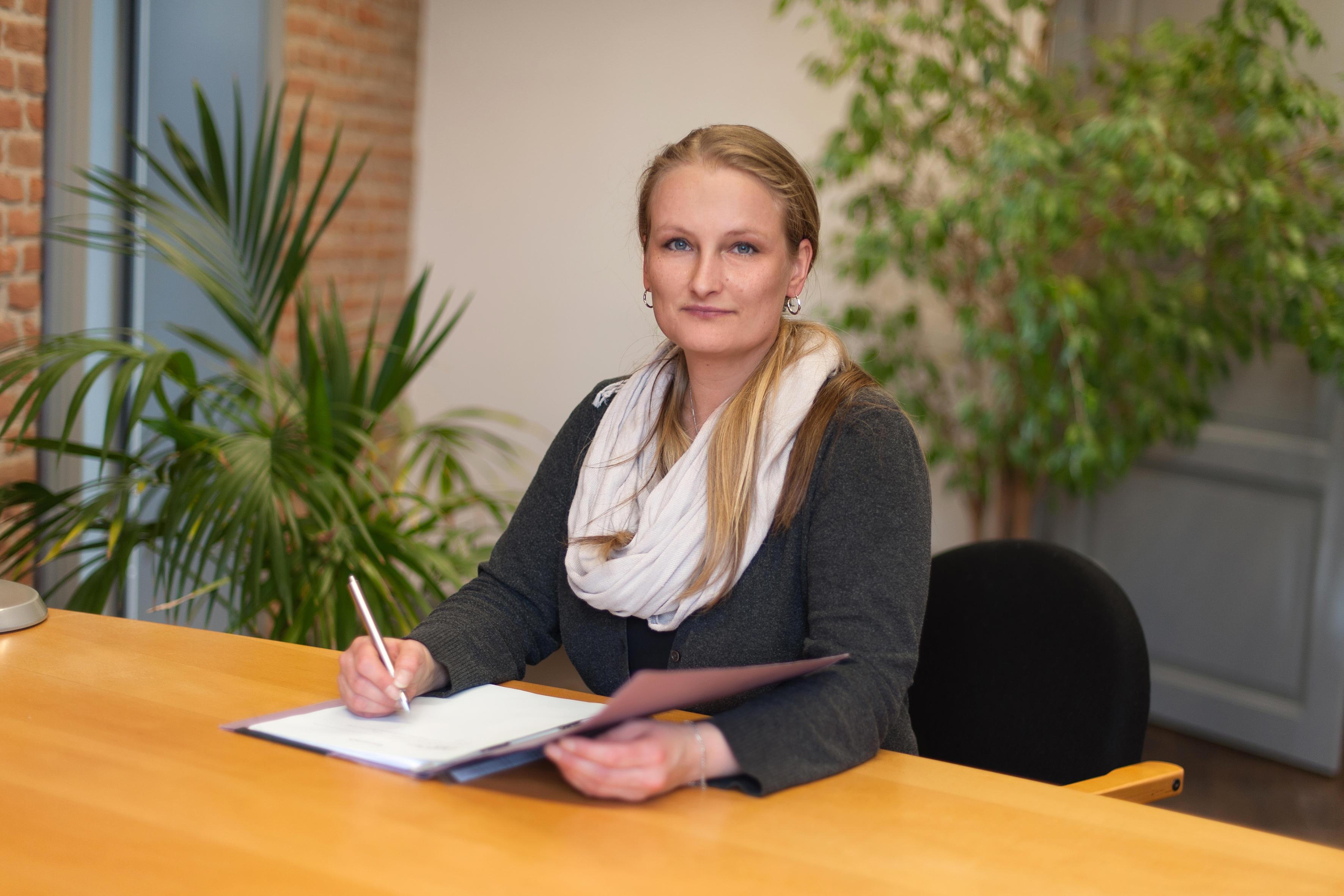 Michaela Zimmermann, Forderungseinzug und Zwangsvollstreckung