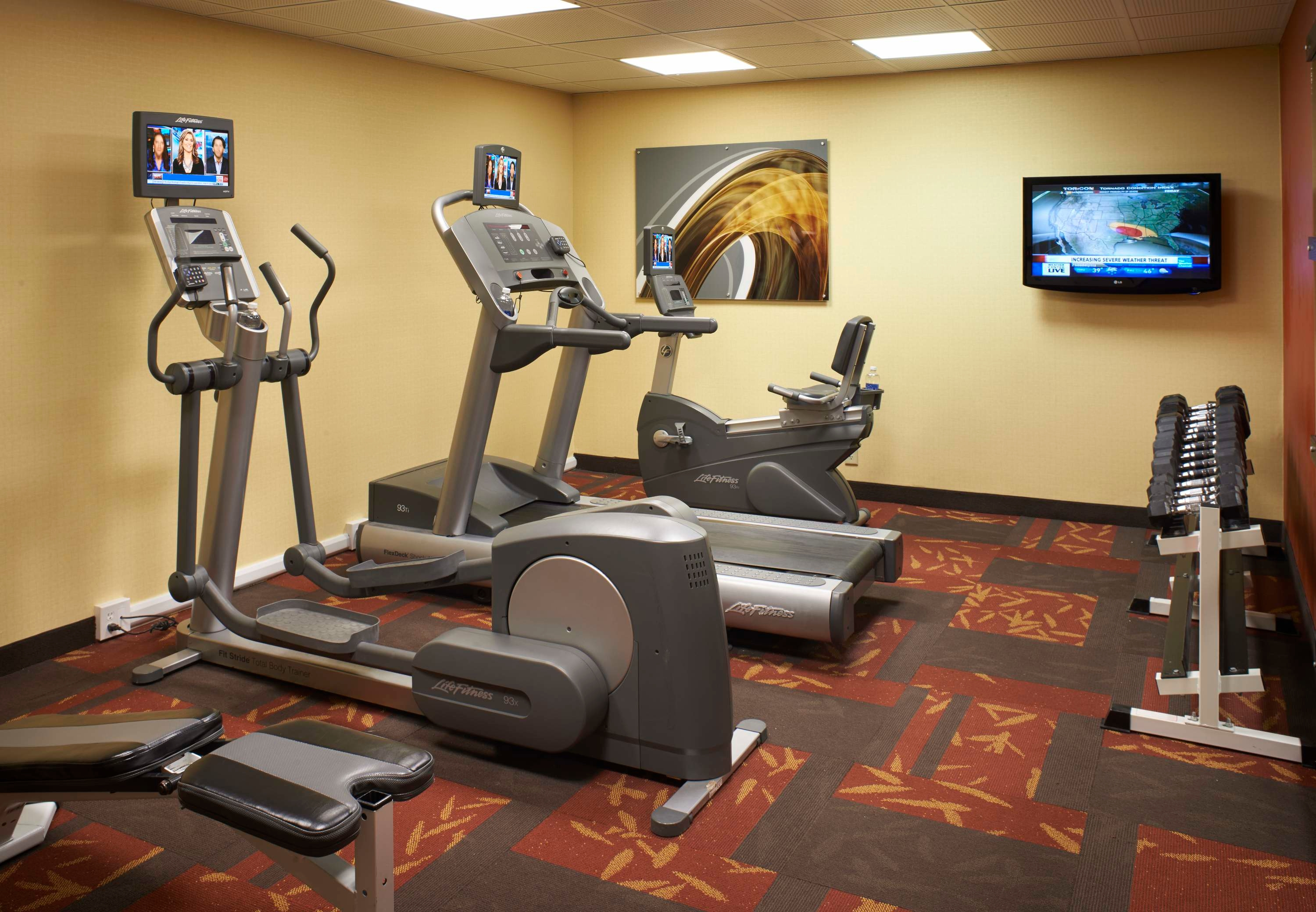 Courtyard by Marriott Toledo Airport Holland image 10