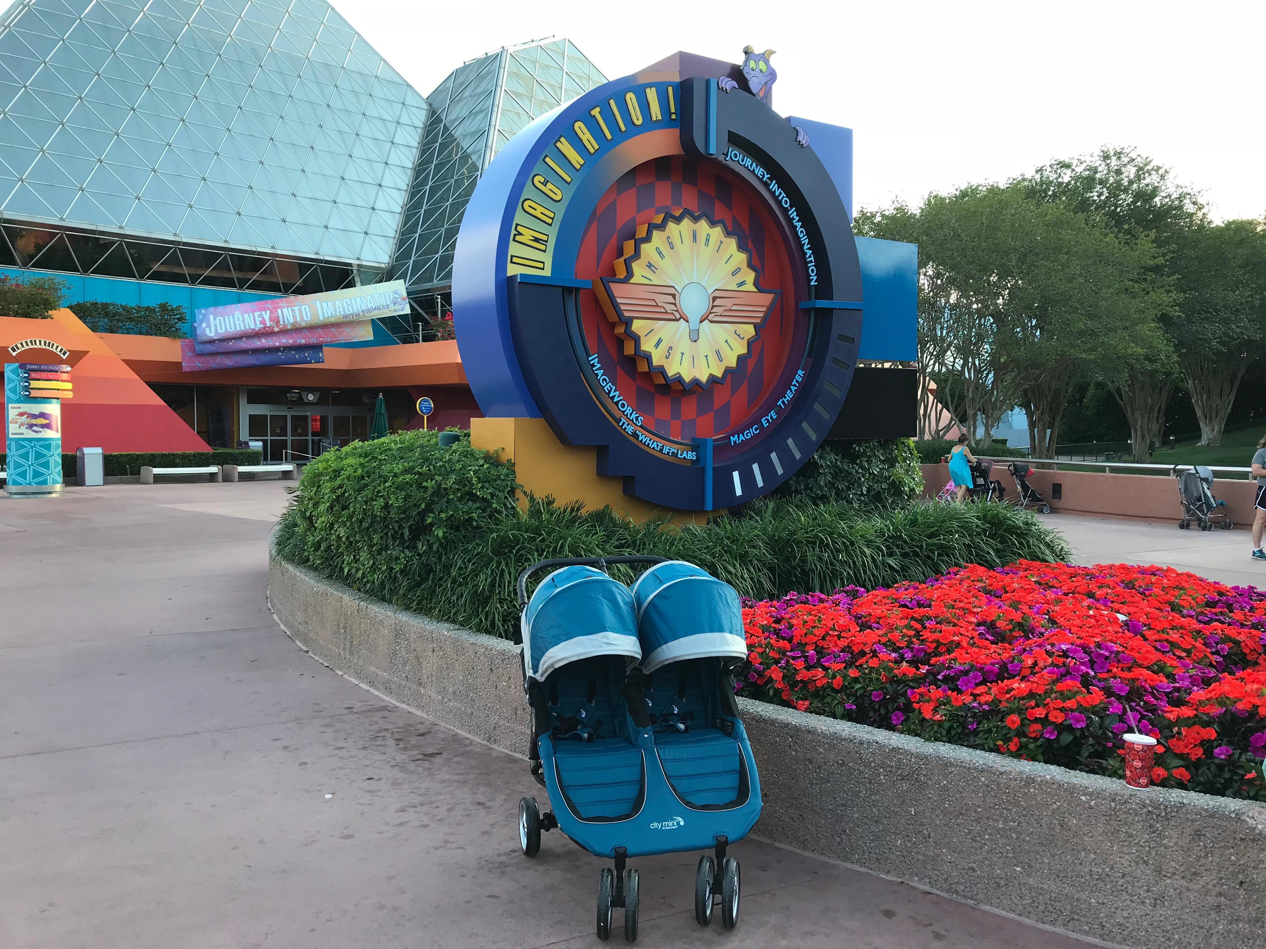Stroller Rentals Disney image 42