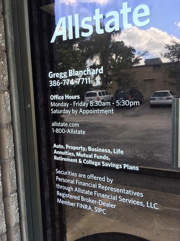 Gregg Blanchard Insurance Agency: Allstate Insurance image 2