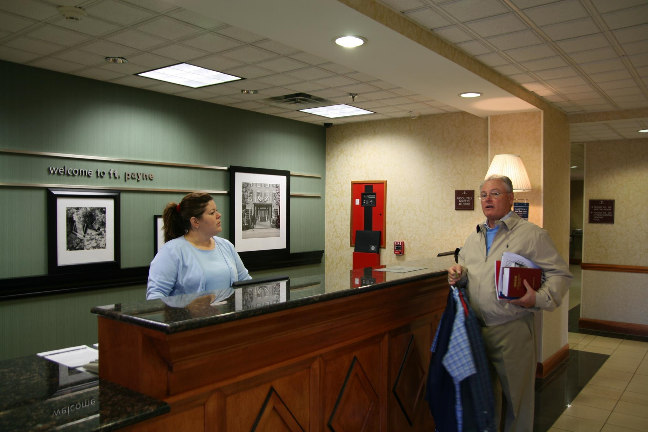 Hampton Inn Fort Payne image 4