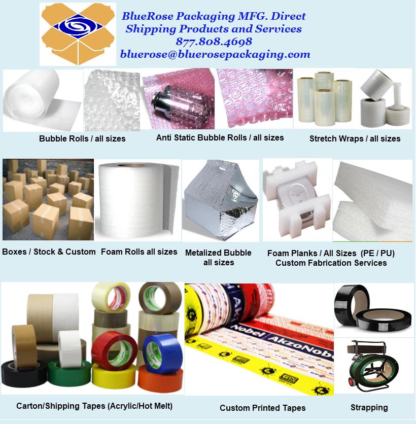 BlueRose Packaging & Shipping Supplies, Inc. image 1