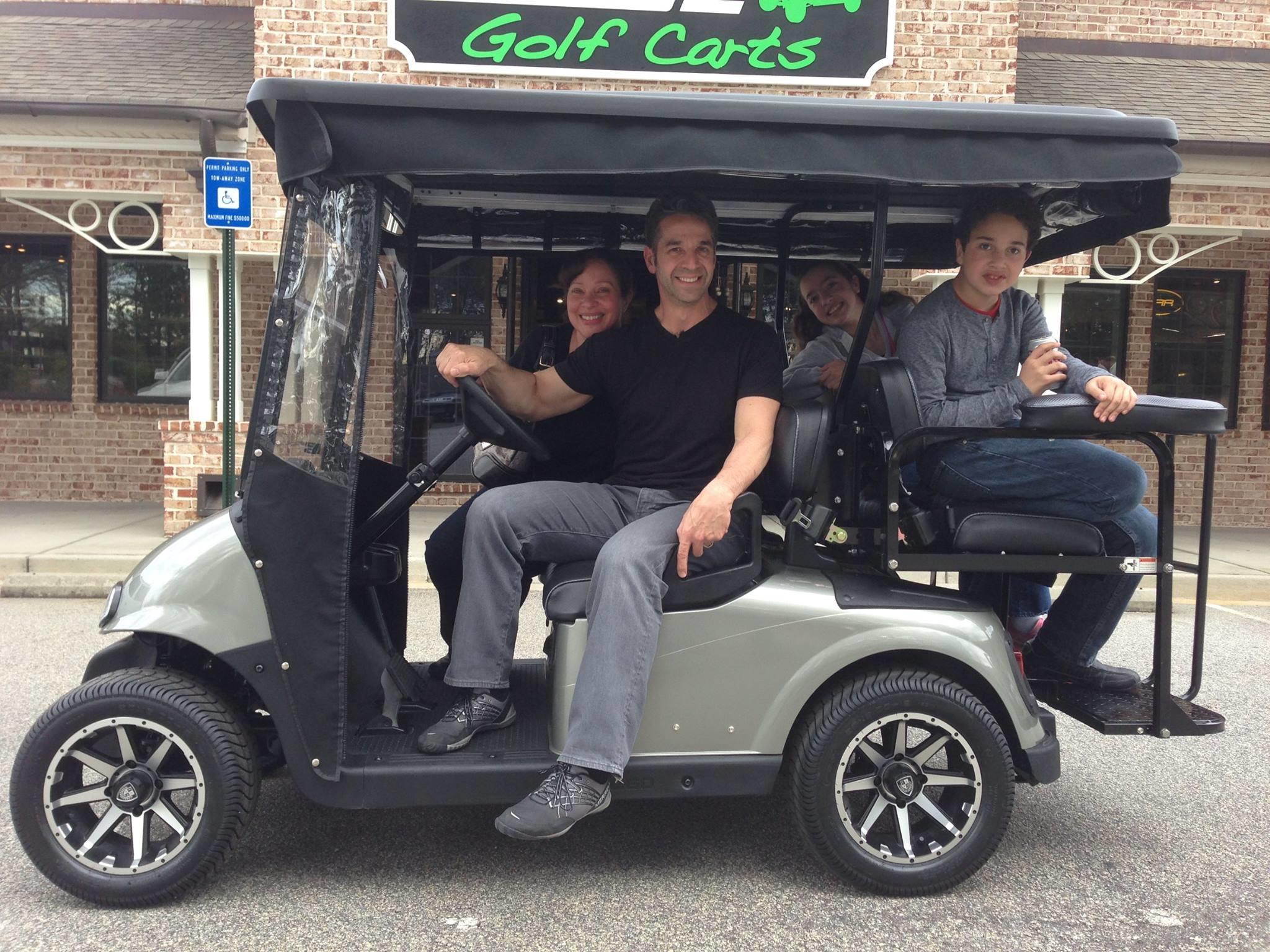 Peachtree City Golf Cars Inc