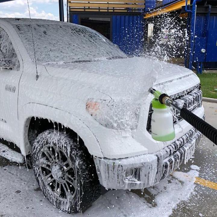 The Krest Hand Car Wash & Detail Super Center
