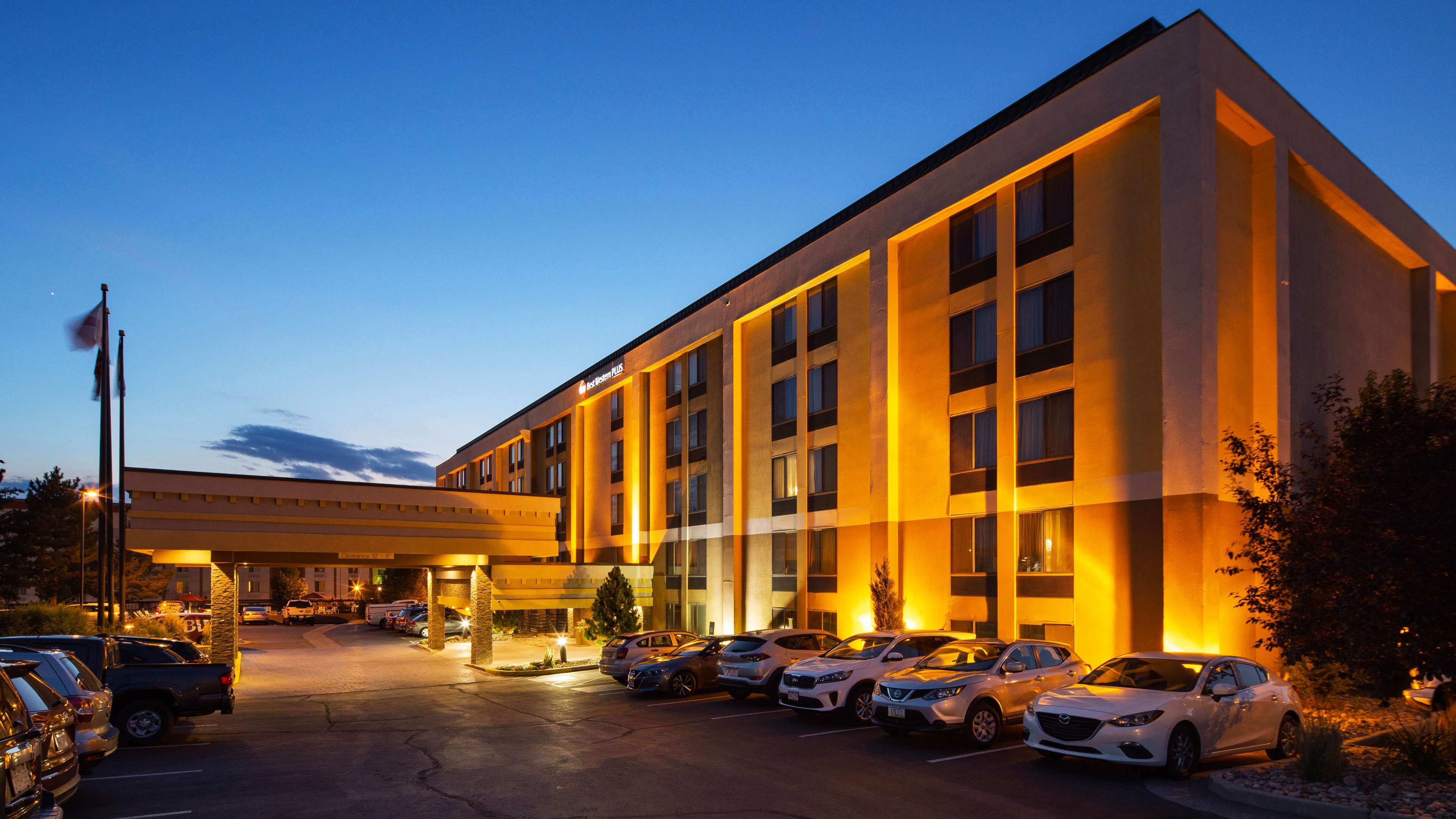 Best Western Plus Denver Tech Center Hotel image 6