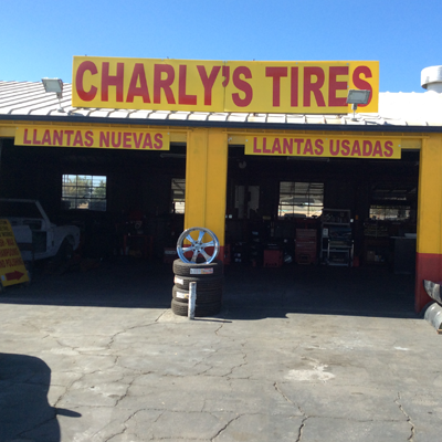 Charly's Tires