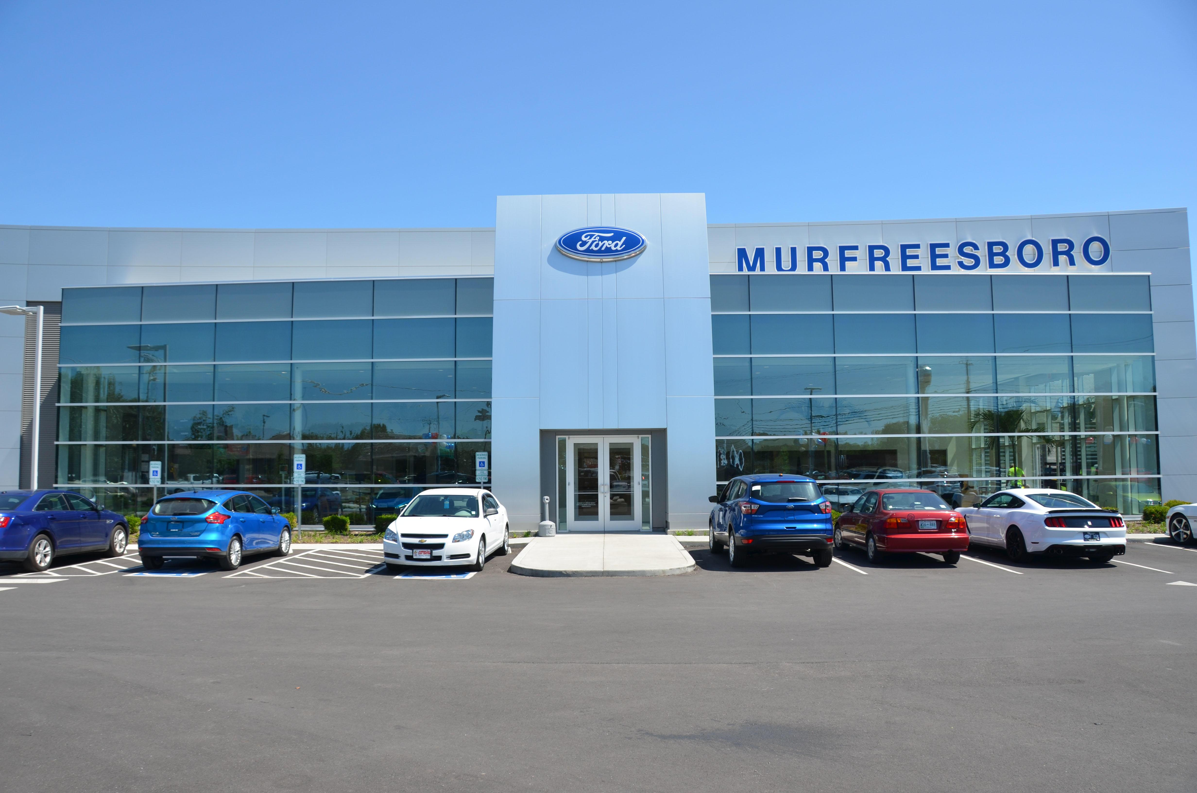Ford of Murfreesboro Car Dealer Murfreesboro TN