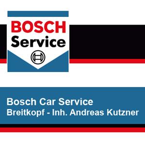 Logo von Bosch Car Service Breitkopf Inh. Andreas Kutzner