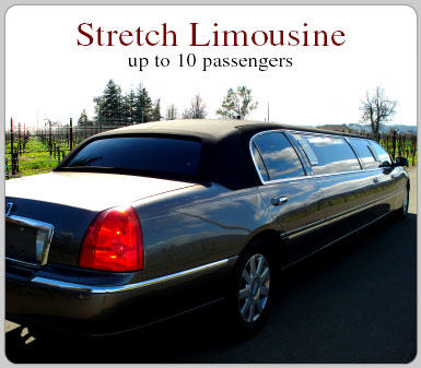 Wine Country Limo Service and Tours
