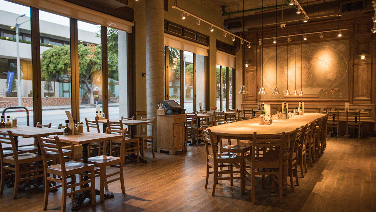 Le Pain Quotidien At 1122 S Gayley Ave Los Angeles Ca