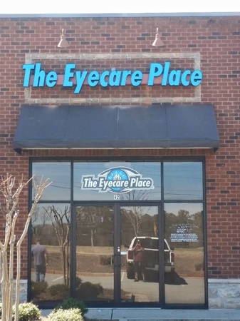 The eyecare place llc in mcdonough ga 30252 citysearch for The space llc