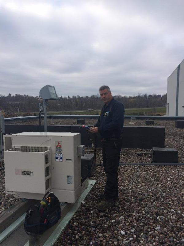 Delair Services Mécaniques Inc-Mechanical Services Inc à Gatineau
