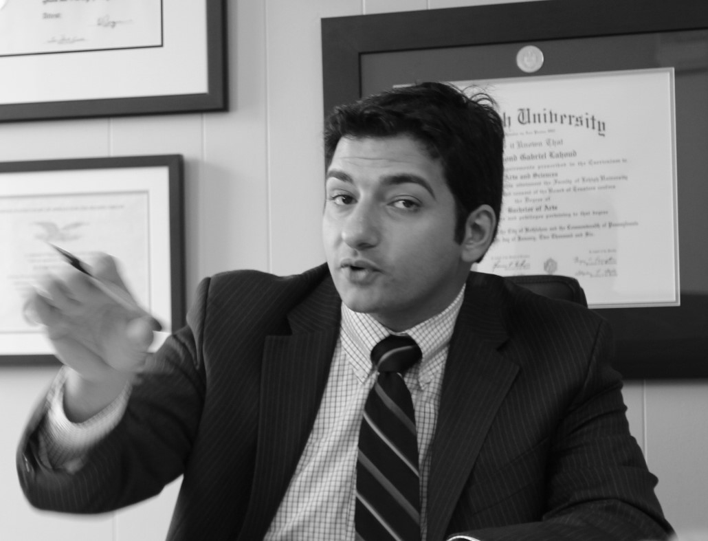 Raymond G. Lahoud, Esquire, Immigration Law & Deportation Defense image 0