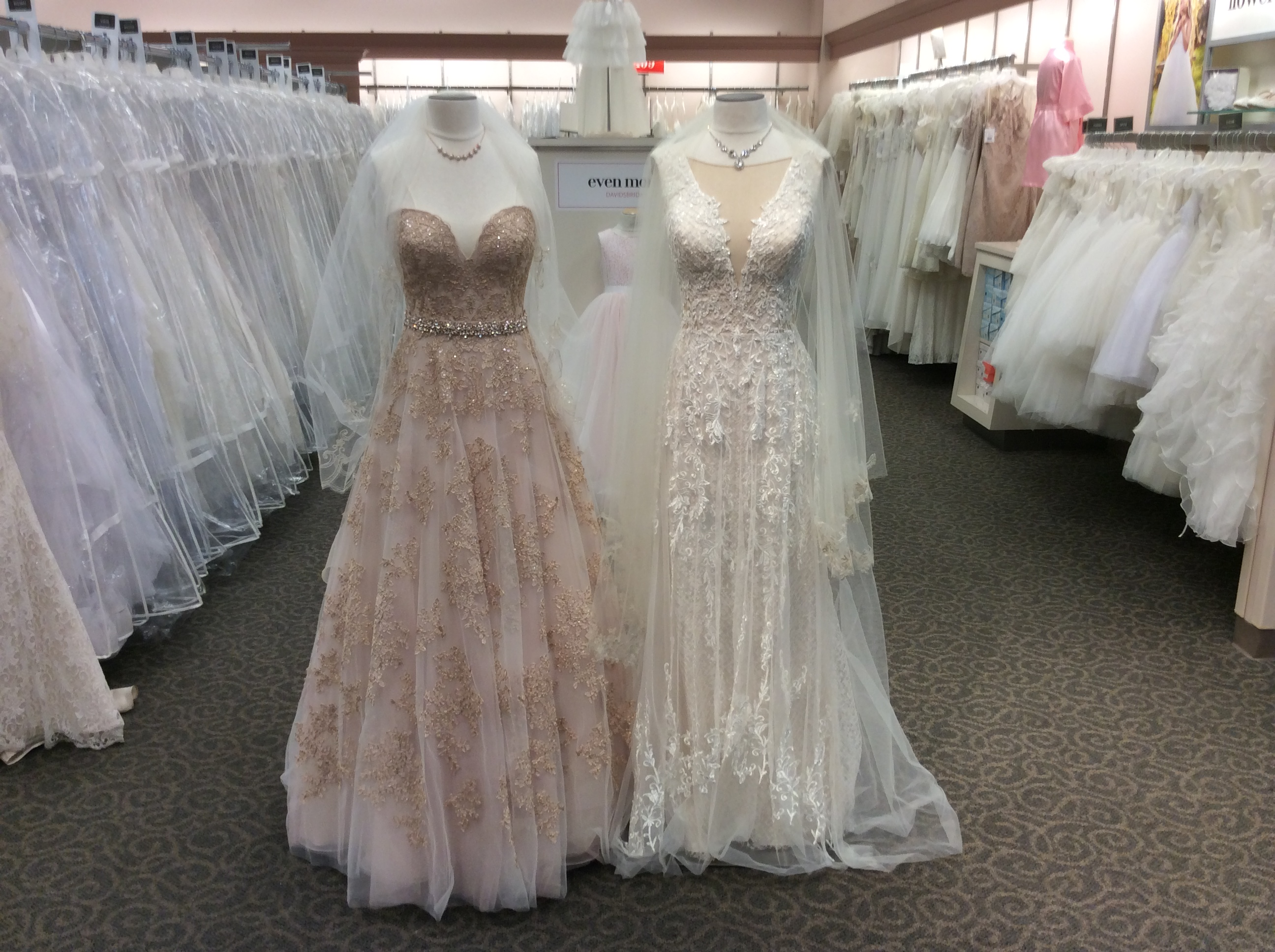 Davids Bridal 2225 Plaza Parkway Suite J 3 Central Valley Modesto CA