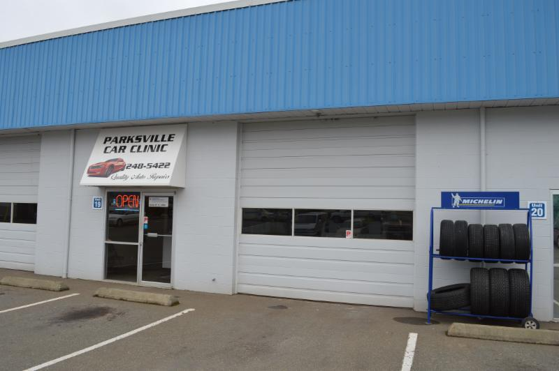 Parksville Car Clinic in Parksville
