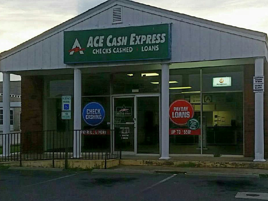 ACE Cash Express, Inc. is a financial services provider headquartered in Irving, Texas. ACE serves customers in 24 states and the District of Columbia both online and through a network of stores.