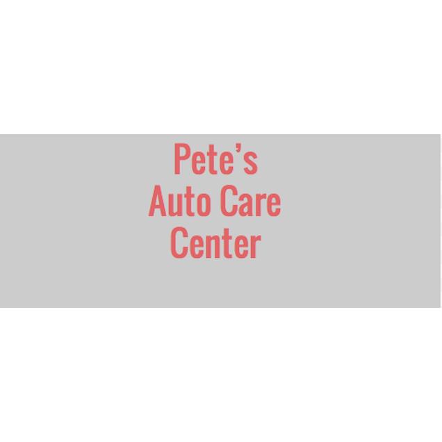 Pete's Auto Care Center