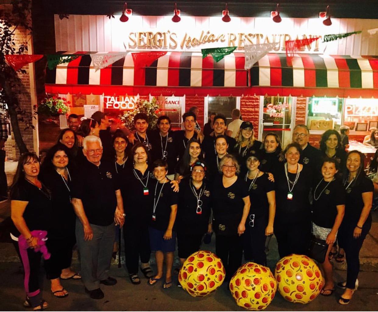 Sergi's Italian Restaurant,  Pizzeria & Banquet Hall image 1