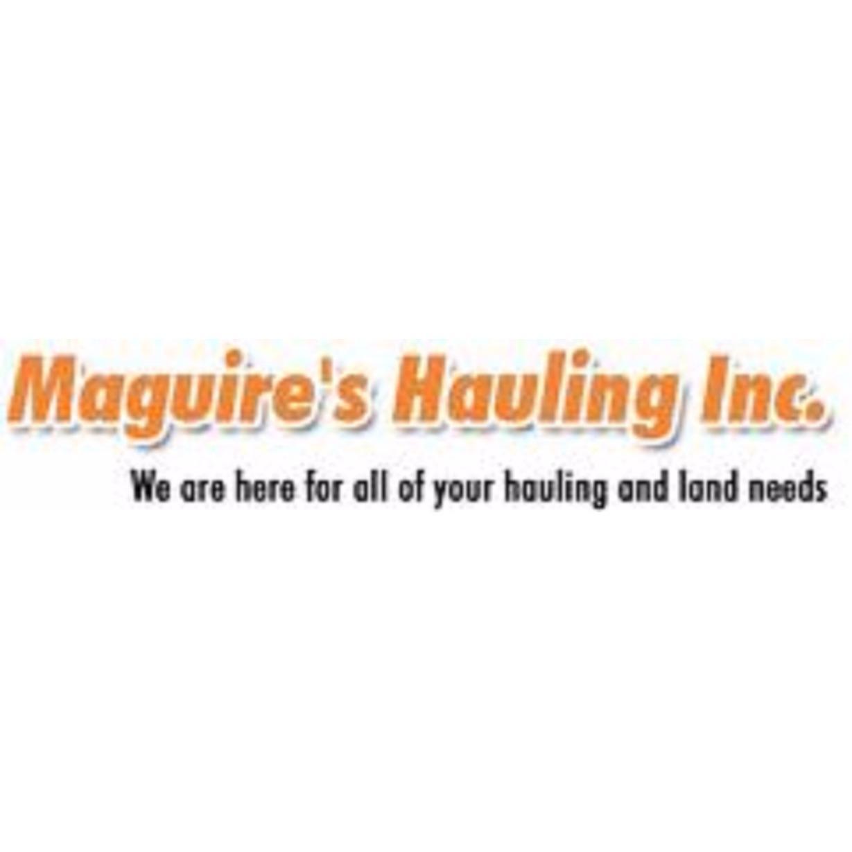 Maguire's Hauling, Inc.
