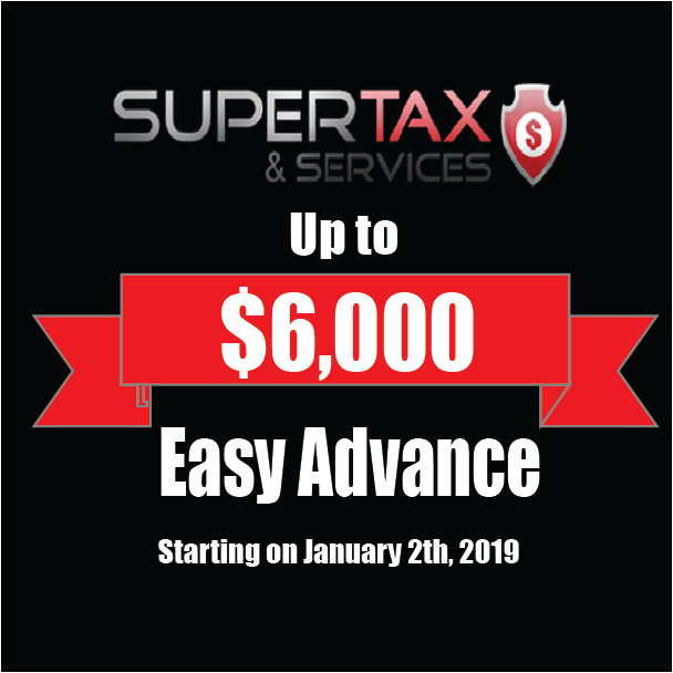 Super Tax & Services image 1
