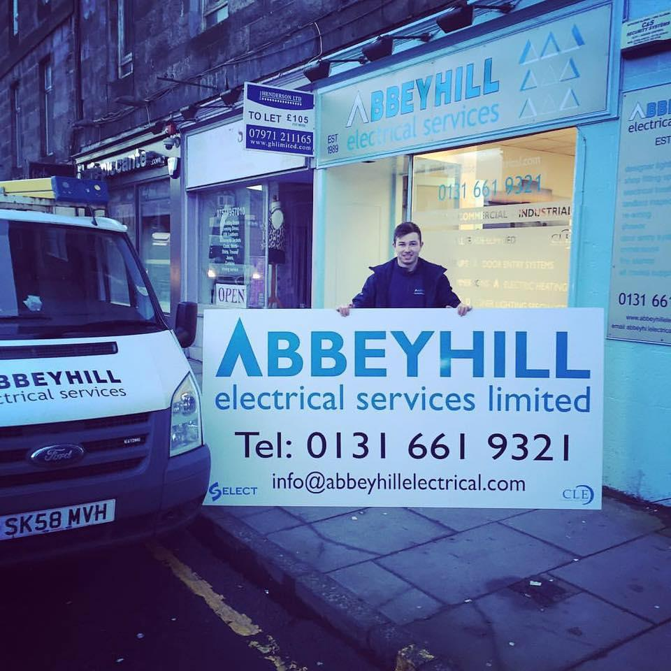 Abbeyhill Electrical Services Electrical Contractors And