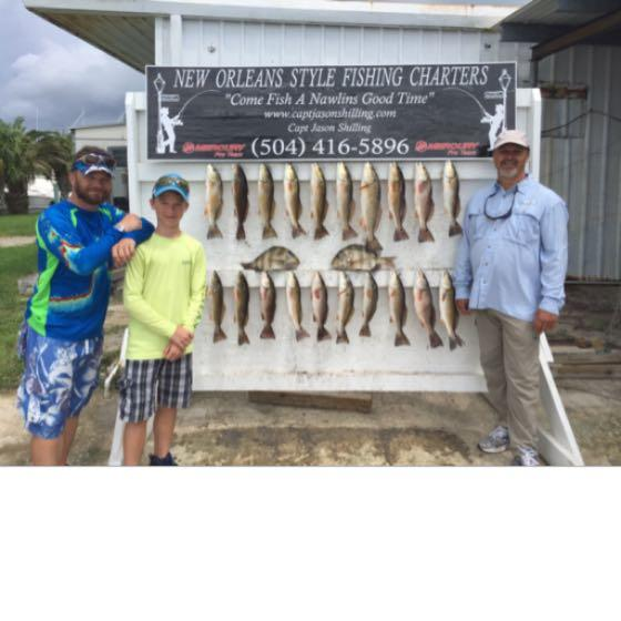 New Orleans Style Fishing Charters LLC image 45