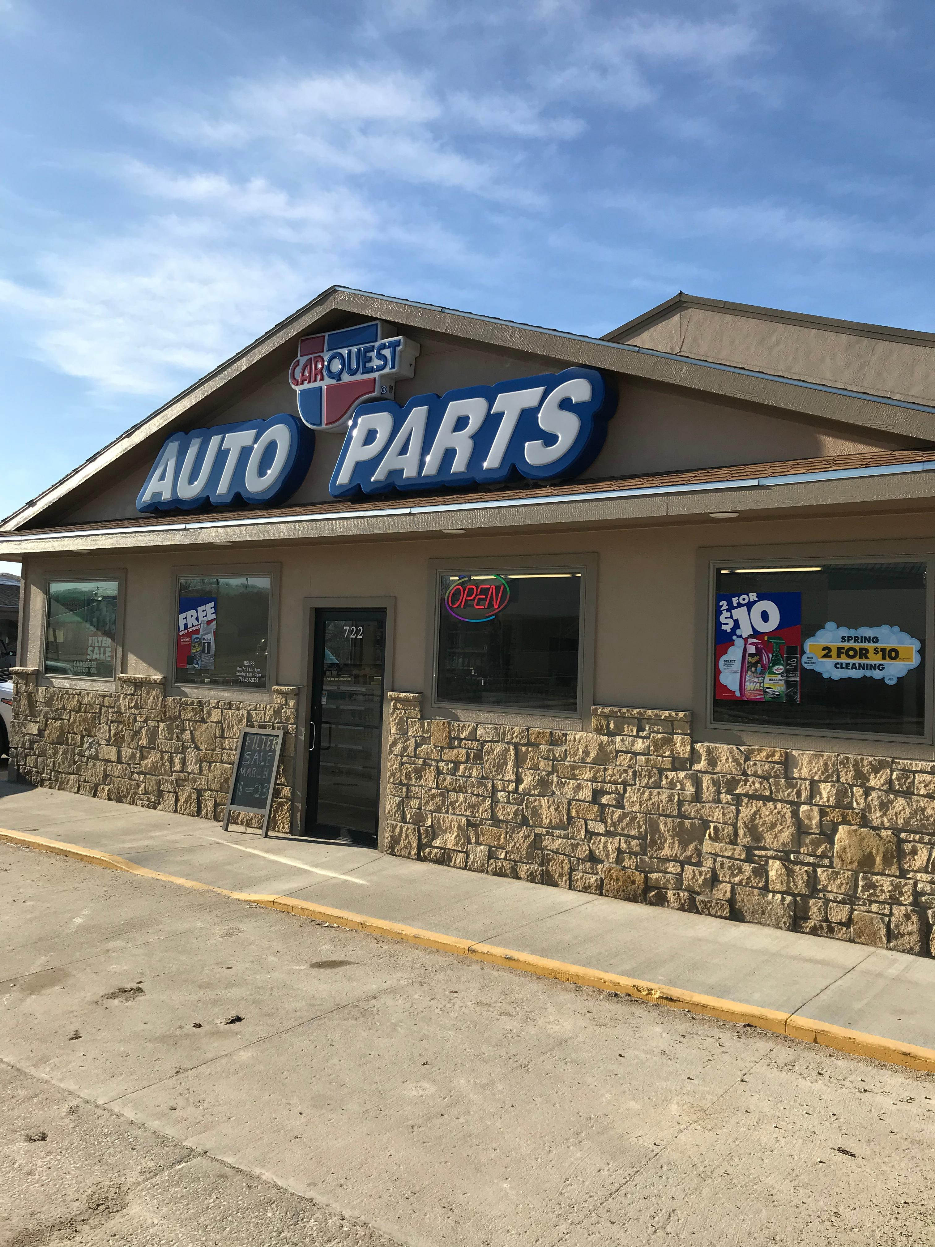 Carquest Auto Parts Carquest Of St Mary S 722 W Bertrand Ave St