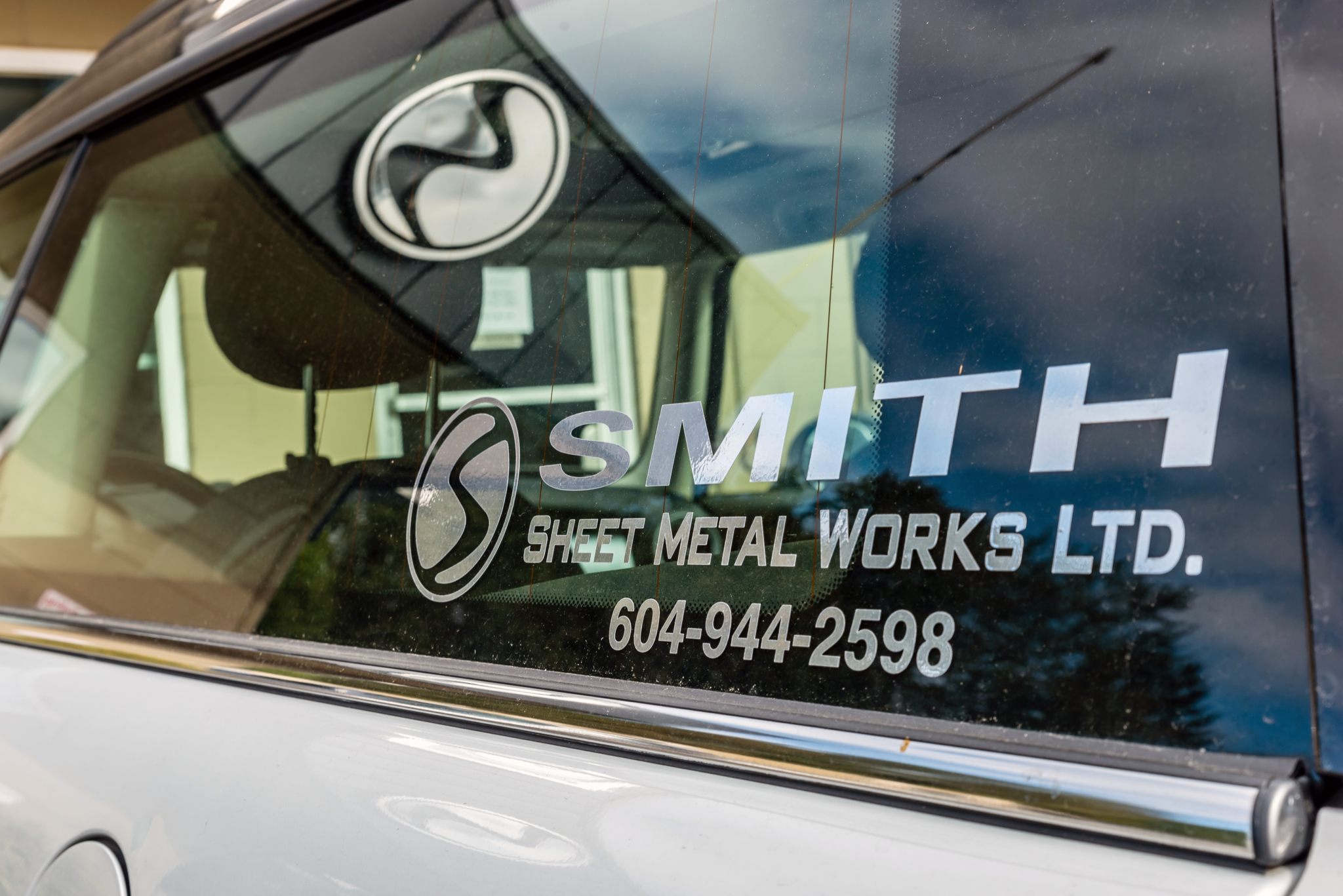 Smith Sheet Metal Works Ltd in Port Coquitlam