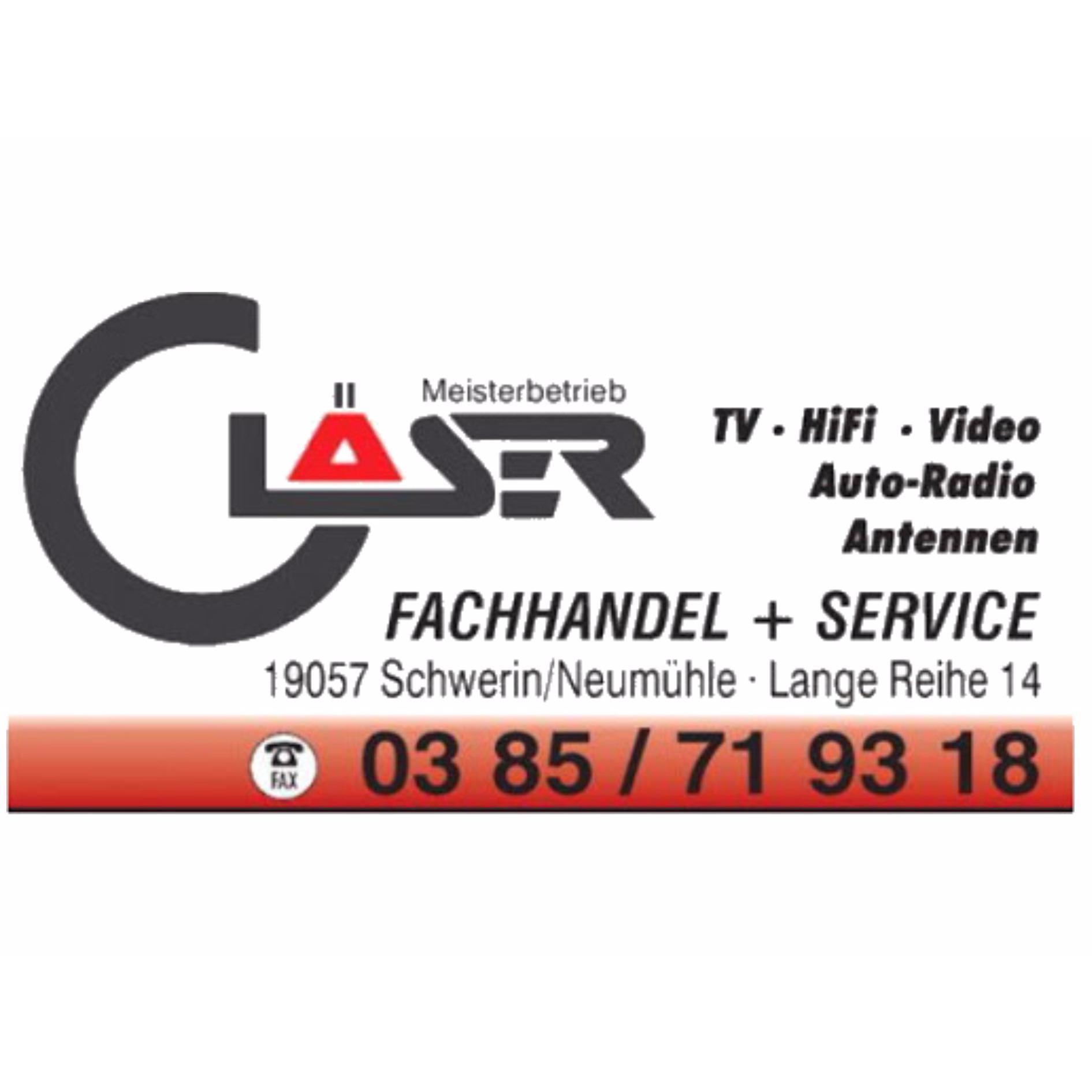 Logo von Eberhard Gläser TV Fachhandel und Service - TV Reparatur Dienst