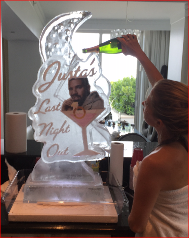 Sculptured Ice Occasions