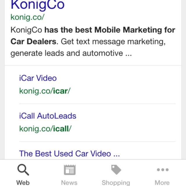 KonigCo | Mobile Marketing