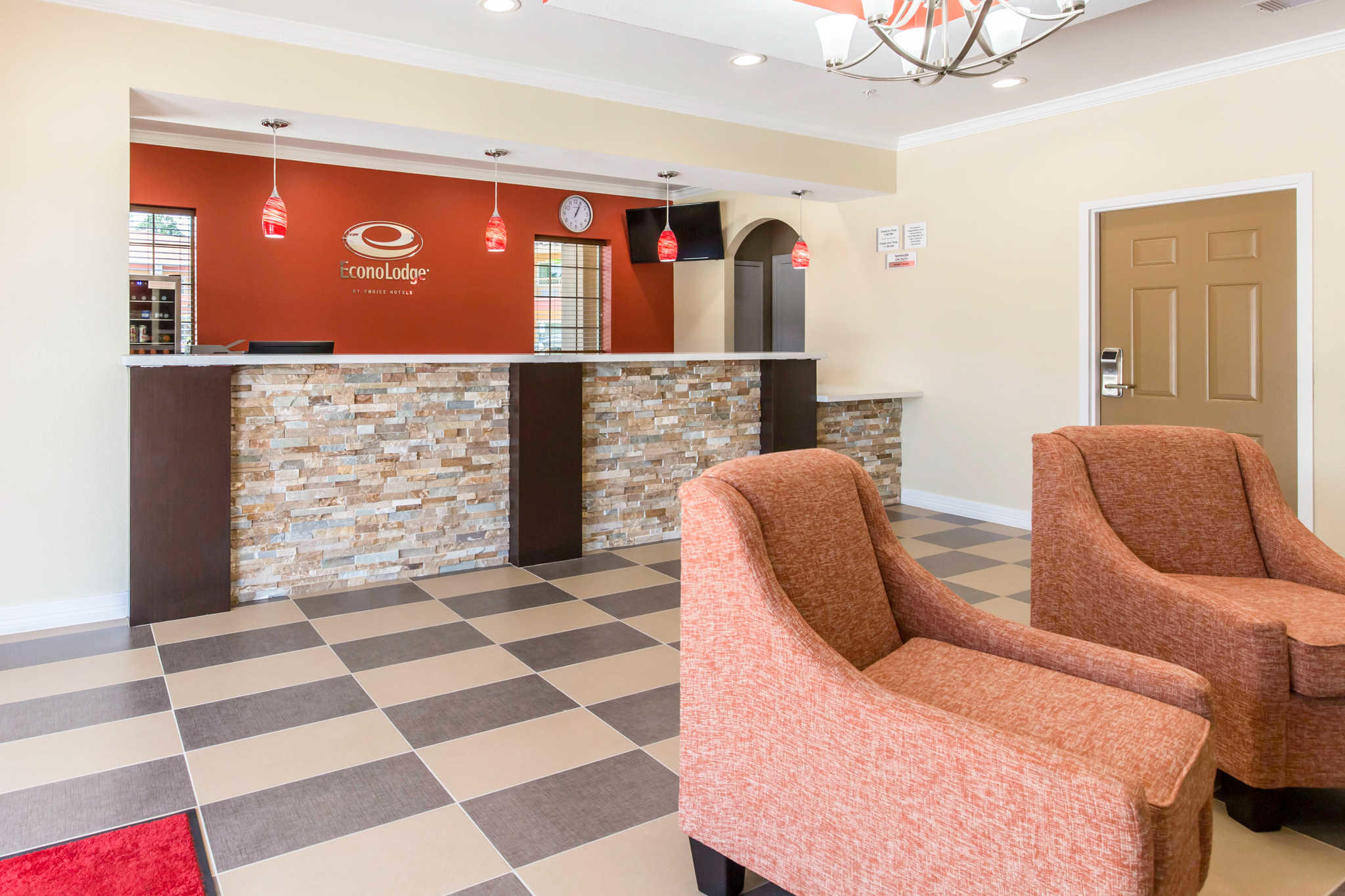Econo Lodge Inn & Suites Spring - Houston North image 2