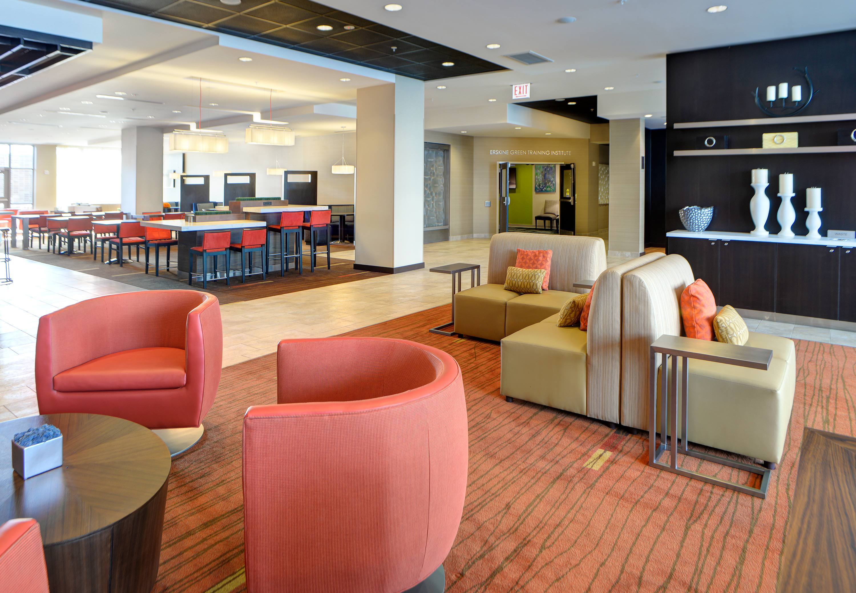 Courtyard by Marriott Muncie at Horizon Convention Center image 12