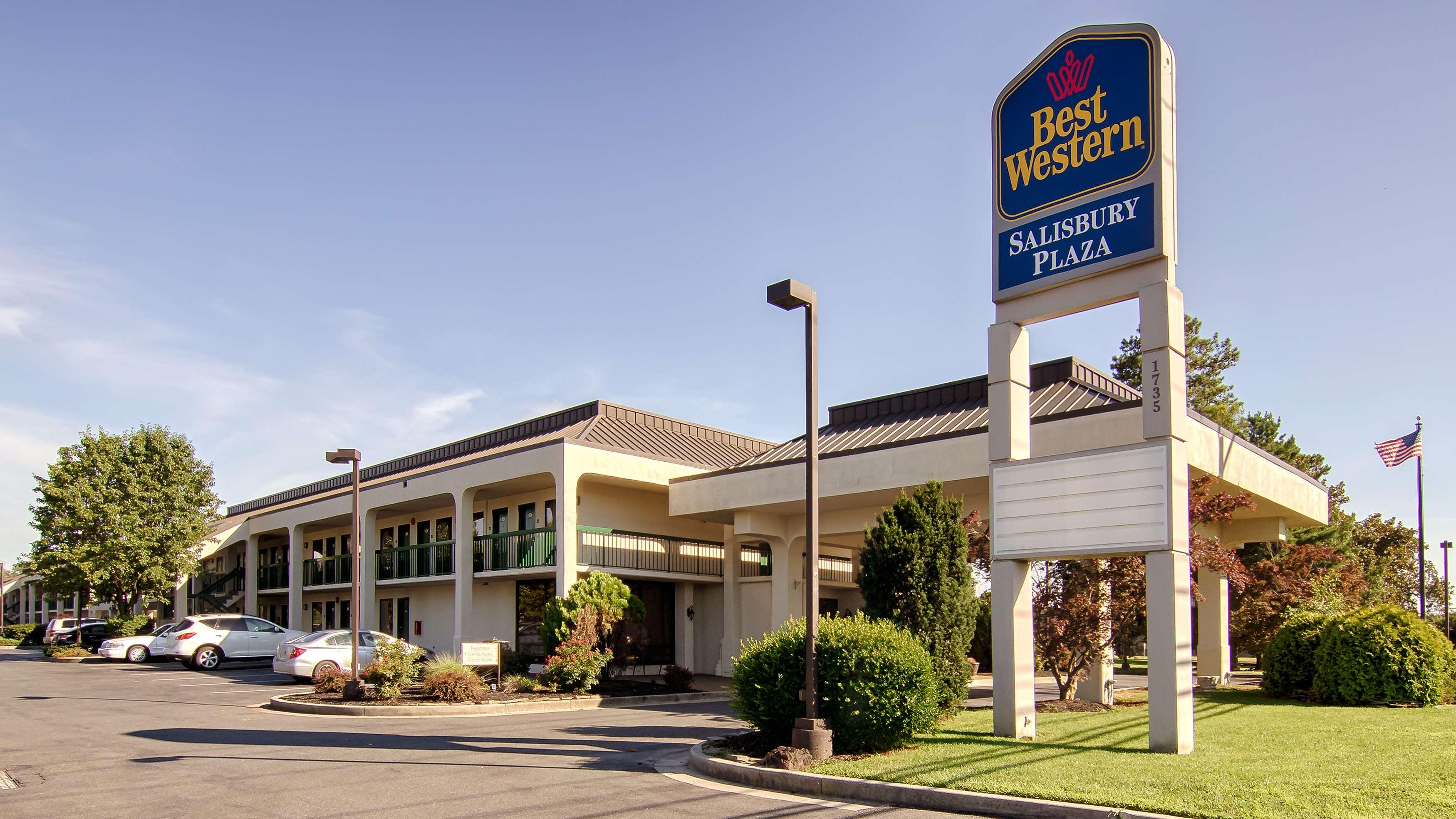 Best Western Salisbury Plaza - Salisbury, MD - Business ...